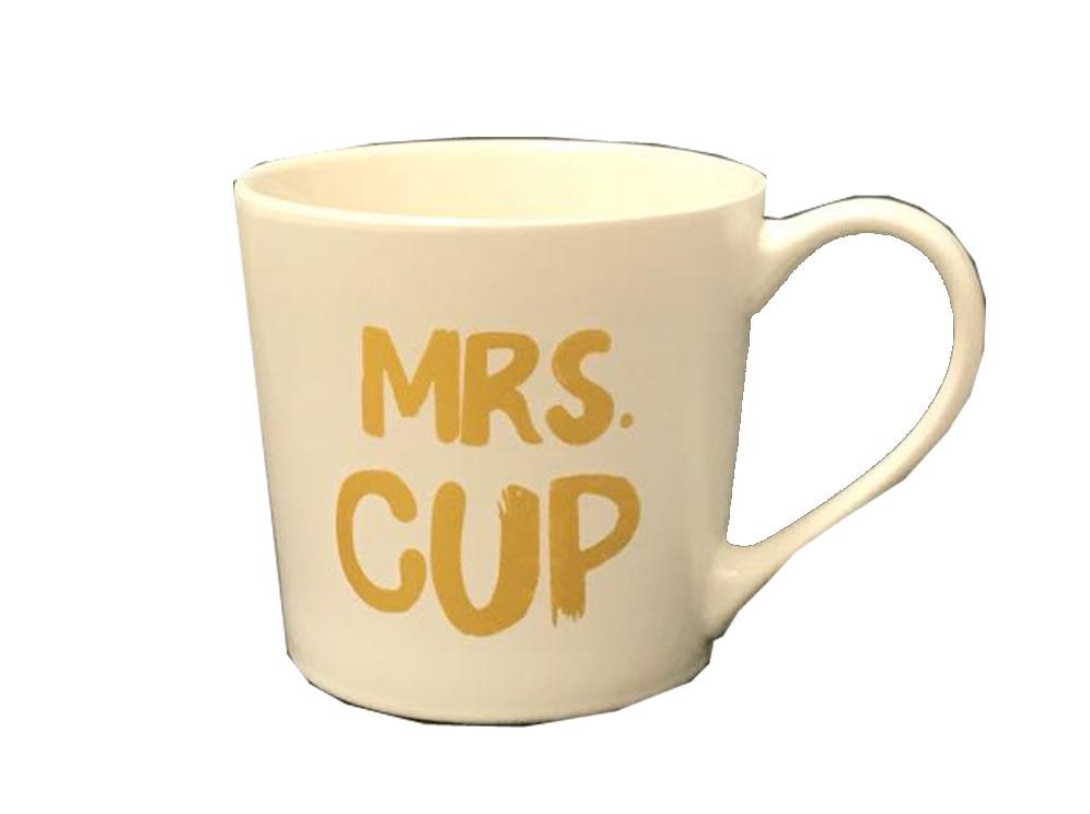 ספל | מאג  Mrs Cup