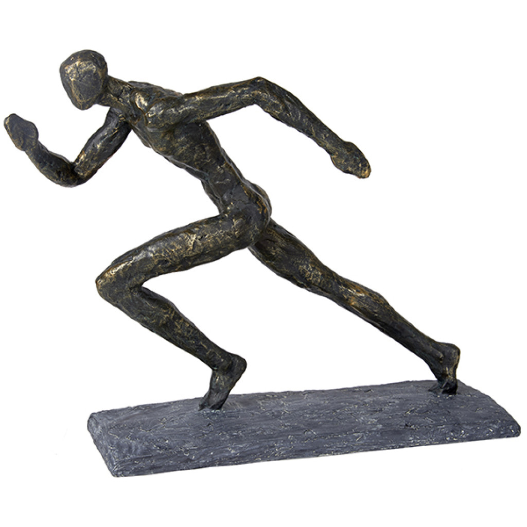 פסל אומנותי איש המרתון