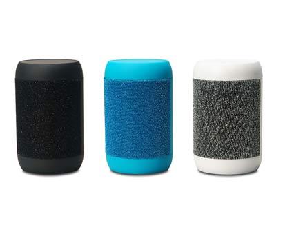 רמקול Bluetooth צילנדר