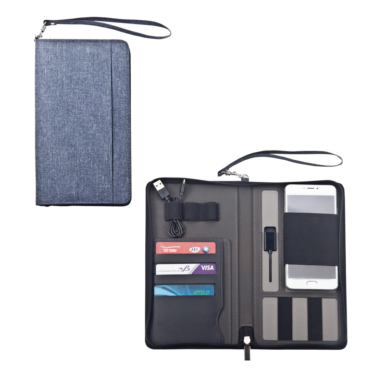 תיק מסמכים/נסיעות