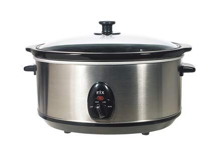 סיר בישול איטי 6.5 ליטר