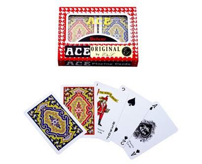 זוג חפיסת קלפים איכותיים