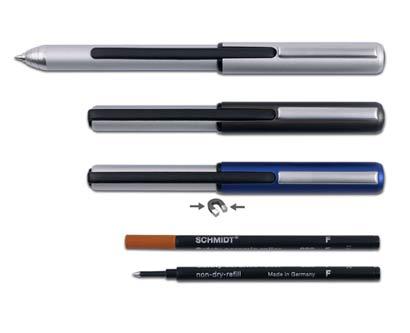 עט רולר מתכת מיראז