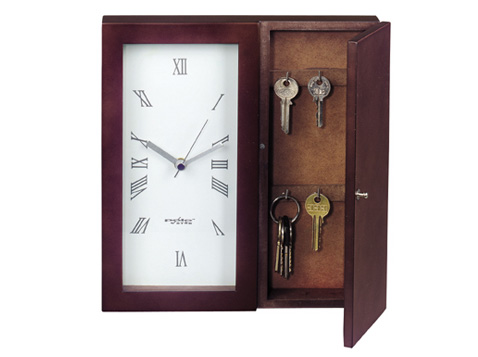 שעון ארון מפתחות