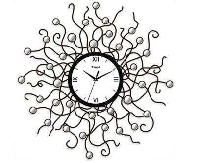 שעון קיר מעוצב ענק