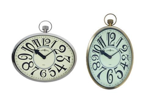 שעון קיר מעוצב רטרו