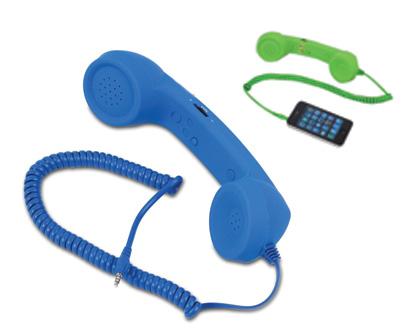 שפורפרת רטרו לטלפון נייד