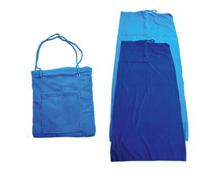מגבת תיק חוף