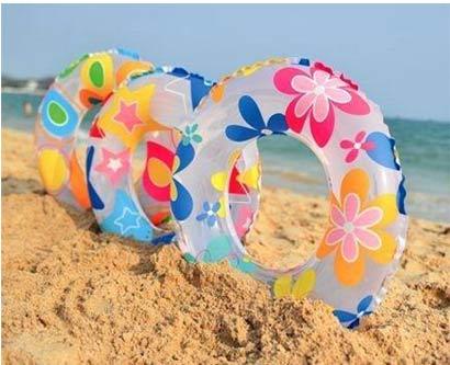 גלגל ים פרחים