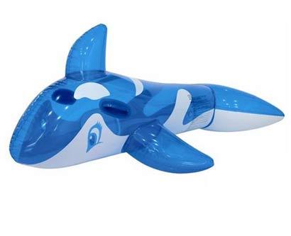 לוויתן שקוף מתנפח