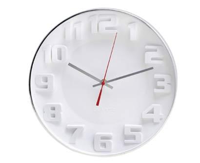 שעון קיר 3D