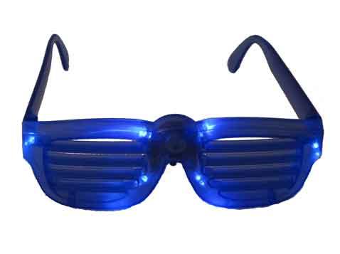 משקפיים תאורה כחולה
