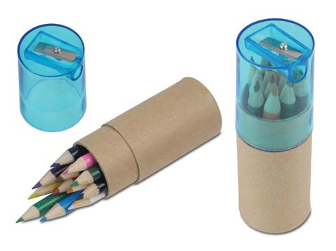 סט עפרונות ומחדד פנסילווניה
