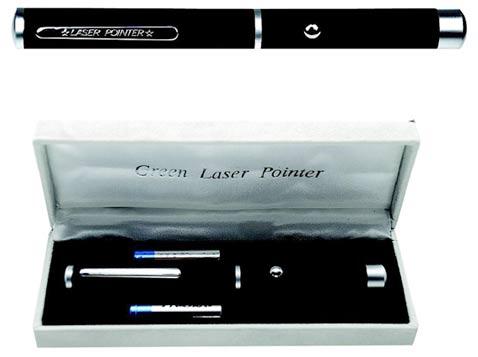 עט לייזר ירוק
