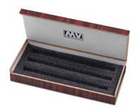 קופסאת עץ לשלוש עטים